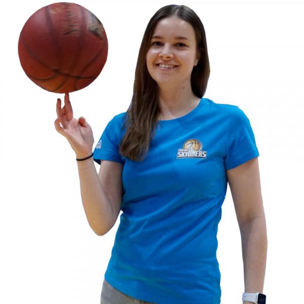 Damen T-Shirt mit Logo-Sale