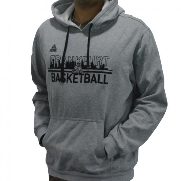 Hoodie Frankfurt Basketball Grau