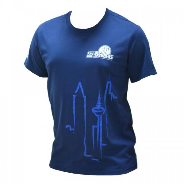 T-Shirt 20 Jahre FRAPORT SKYLINERS